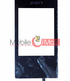 Touch Screen Digitizer Glass Panel For Zen P38