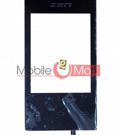 Touch Screen Digitizer Glass Panel For Zen P38