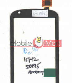 Touch Screen Digitizer For Spice Stellar Mi-445