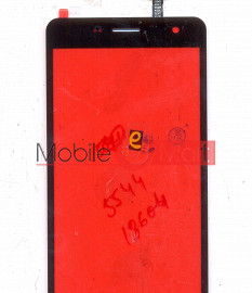 Touch Screen Digitizer For Spice Xlife 514Q