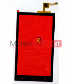 Touch Screen Digitizer For Spice Xlife M5 plus