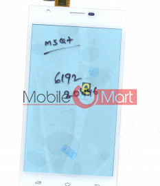 Touch Screen Digitizer For Spice Xlife M5Q Plus