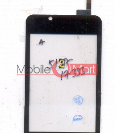 Touch Screen Digitizer For Spice Xlife Mi364 Dual Sim