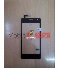 Touch Screen Digitizer For Spice Mi495 Stellar Virtuoso