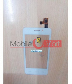 Touch Screen Digitizer For Spice Mi422
