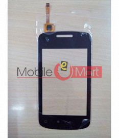 Touch Screen Digitizer For Spice Flo Sleek M5915