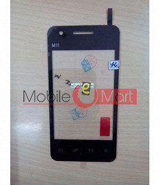 Touch Screen Digitizer For Spice Smart Flo Mi351
