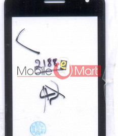 Touch Screen Digitizer For Spice Fire One Mi-FX1