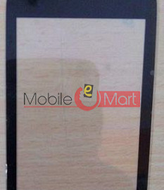 Touch Screen Digitizer For Spice Mi-349 Smart Flo Edge