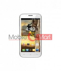 Touch Screen Digitizer For Spice Mi-510 Stellar Prime - White