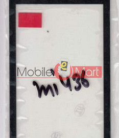 Touch Screen Digitizer For Spice Mi-436 Stellar Glamour - Red