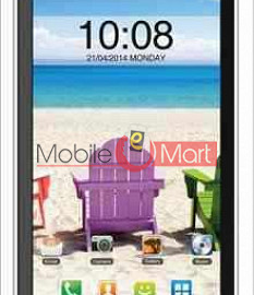 replacement Lcd Display Screen For Intex Cloud Y17+