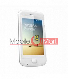 Touch Screen Digitizer For Spice M-5920 - White
