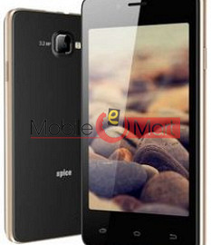 Touch Screen Digitizer For Spice Xlife 406