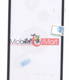 Touch Screen Digitizer For Spice Stellar Mi-520n - Black