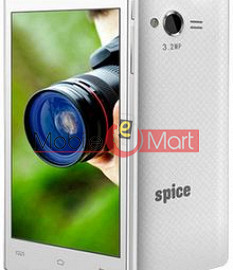 Touch Screen Digitizer For Spice Smart Flo Poise Mi