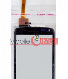 Touch Screen Digitizer For Spice Mi-425 Stellar - White
