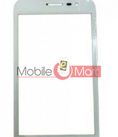 Touch Screen Digitizer For Spice Mi-505 Stellar Horizon Pro - White