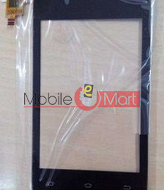 Touch Screen Digitizer For Spice Mi-354 Smartflo Space