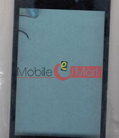 Touch Screen Digitizer For Spice Mi-350