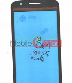 Touch Screen Digitizer For  Spice Mi-525 Pinnacle FHD