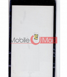 Touch Screen Digitizer For Spice Stellar 470 - Mi-470