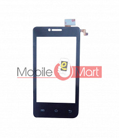 Touch Screen Digitizer For Spice Smart Flo Mettle 4x Mi426