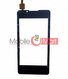 Touch Screen Digitizer For Spice Mi438 Stellar Glide