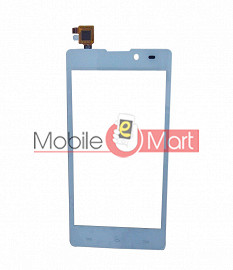 Touch Screen Digitizer For Spice Mi509 Stellar