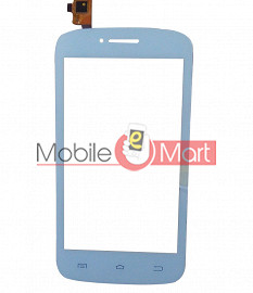 Touch Screen Digitizer Glass For Spice Mi502n