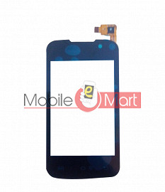 Touch Screen Digitizer Glass For Spice Smart Flo Glam Mi357