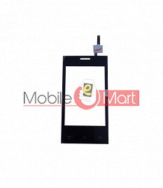 Touch Screen Digitizer Glass For Spice Flo M5917