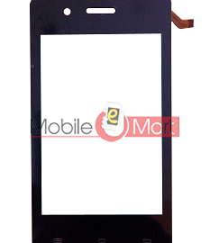 Touch Screen Digitizer Glass For Spice Stellar Mi362