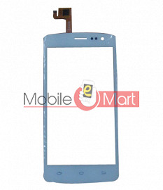 Touch Screen Digitizer Front Glass For Spice Stellar Mi507