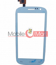 Touch Screen Digitizer For Spice Smart Flo Ivory Mi450