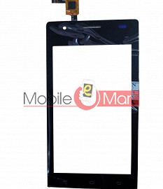 Touch Screen Digitizer For Spice Mi436 Stellar Glamour