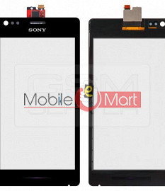 Touch Screen Digitizer For Sony Xperia M Dual c1904, c1905