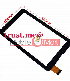 Touch Screen Digitizer For Swipe Slice 3G Tablet