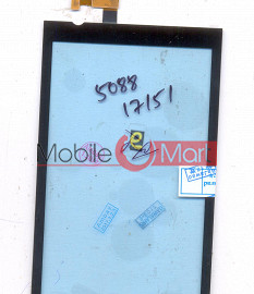 Touch Screen Digitizer For Celkon Millennia ME Q54