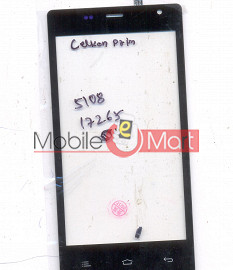 Touch Screen Digitizer For Celkon Campus Prime