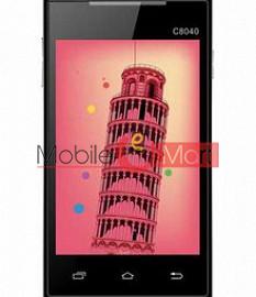 Touch Screen Digitizer For Celkon C8040