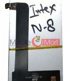 Lcd Display Screen For Intex Aqua N8