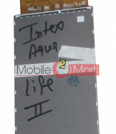 LCD Display Screen For Intex Aqua Life 2