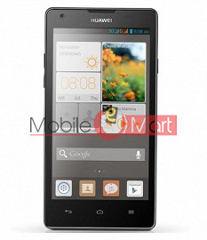 Touch Screen Digitizer For Huawei Ascend G700