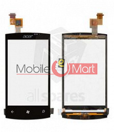 Touch Screen Digitizer For Acer Allegro W4 M310
