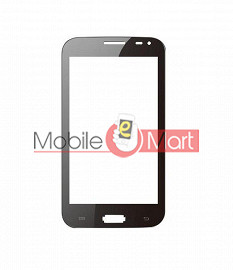Touch Screen Digitizer For Hi-Tech S550 Amaze - Black