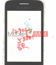 Touch Screen Digitizer For Hitech HT850