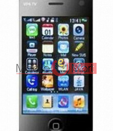 Touch Screen Digitizer For VOX Mobile VP4 With TV