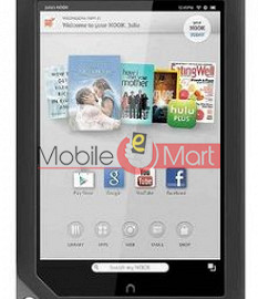 Touch Screen Digitizer For Barnes And Noble Nook HD 16GB WiFi