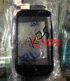 Touch Screen Digitizer For Chang Jiang A318 Dual Sim